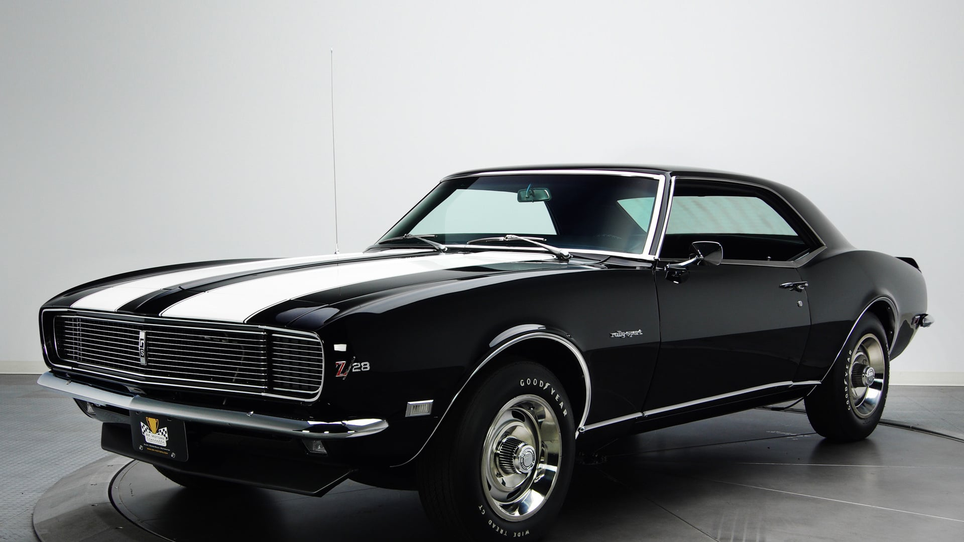 36 chevrolet camaro ss 1969 wallpapers hd - Camaro z28 ...