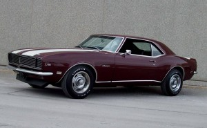Chevrolet Camaro SS 1969 free download