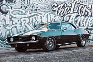 Chevrolet Camaro SS 1969 High Resolution
