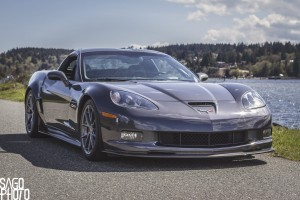 Chevrolet Corvette C6 Z06 High Definition wallpaper