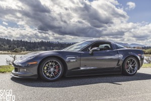 Chevrolet Corvette C6 Z06 full HD image