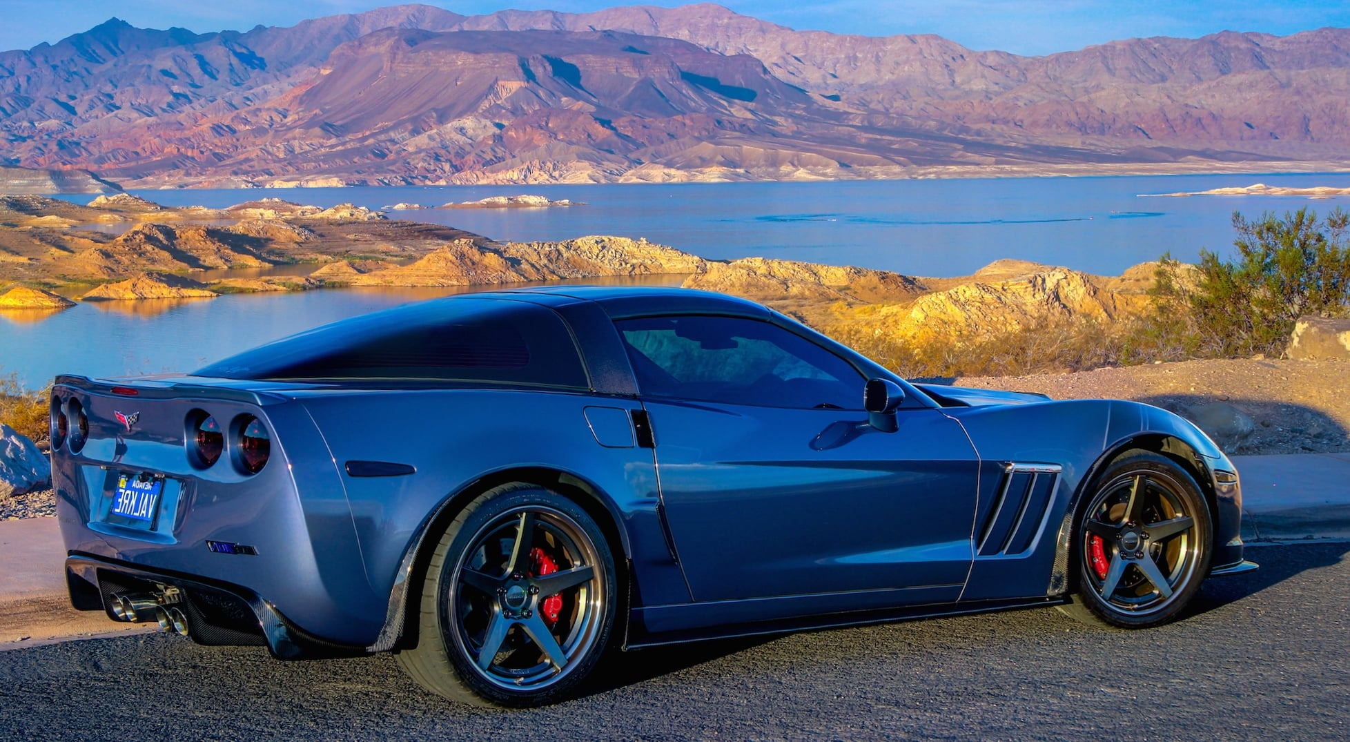 34 Chevrolet Corvette C6 Z06 Wallpapers Hd