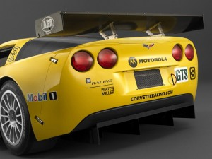 wallpaper of Chevrolet Corvette C6 Z06