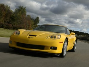 Cool Chevrolet Corvette C6 Z06 photo