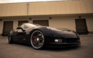 Chevrolet Corvette C6 Z06 themes for PC