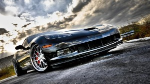 Best image of Chevrolet Corvette C6 Z06 front