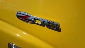 Chevrolet Corvette C6 Z06 logo HD 1080p wallpaper