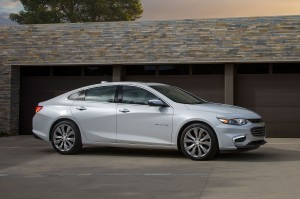 Chevrolet Malibu 2016 free download