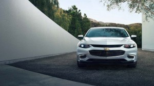 Chevrolet Malibu 2016 High Resolution wallpaper