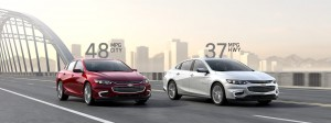 Chevrolet Malibu 2016 widescreen