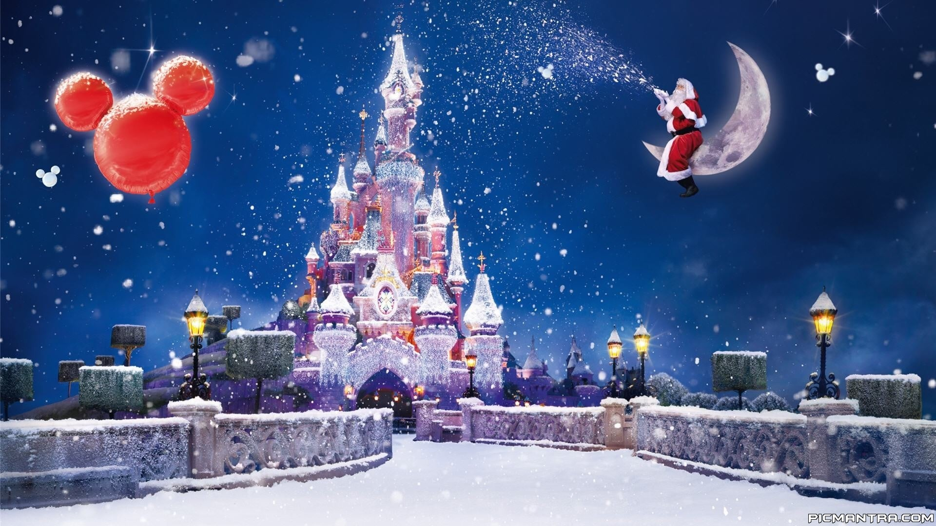 Christmas Disney Full Hd Image Hd Image 20 On Wallpapersqq