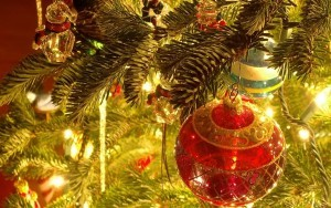 Christmas decorations HD 1080p wallpaper