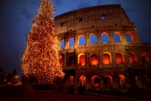 photo of Christmas in Rome