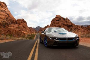 Cool BMW i8 themes for PC