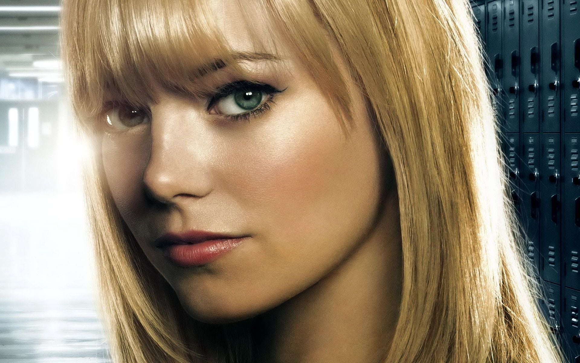 Cool Emma Stone face HD wallpapers