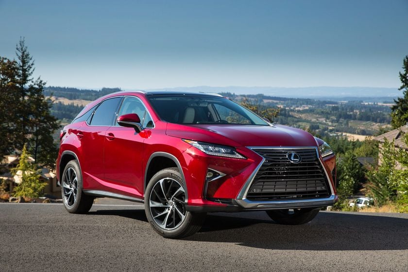 Cool Lexus RX 350 2016 pictures