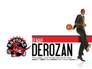DeMar DeRozan themes for PC
