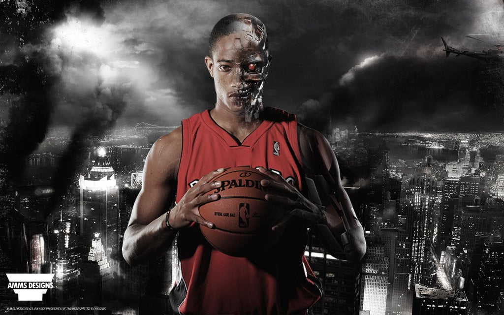 Best image of DeMar DeRozan Terminator