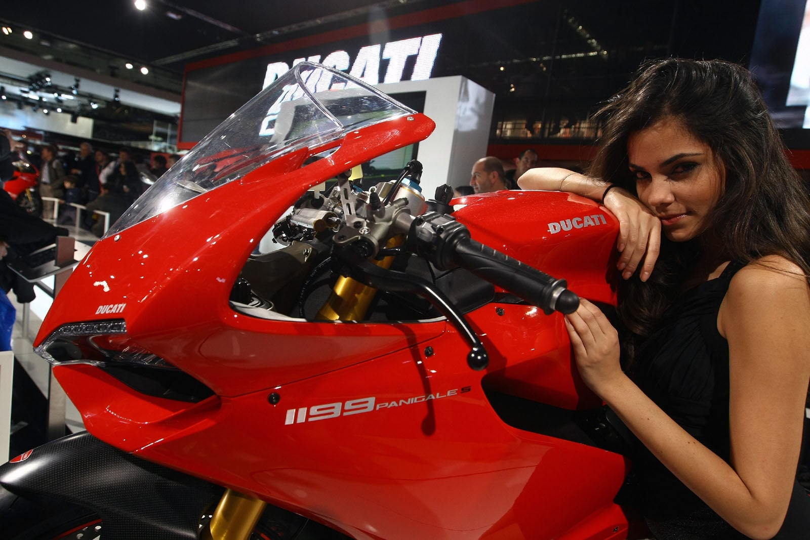 Image of Ducati 1199 Panigale models