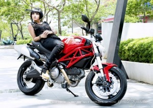 Ducati Monster 696 High Resolution