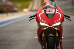 Ducati Panigale 1199 front