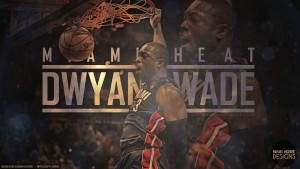 Dwyane Wade for desktop