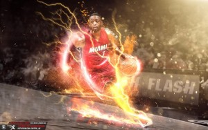 Dwyane Wade High Definition wallpaper