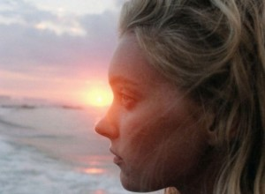 Elsa Hosk sunset new wallpapers