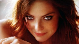 wallpaper of Emily Jean Stone eyes