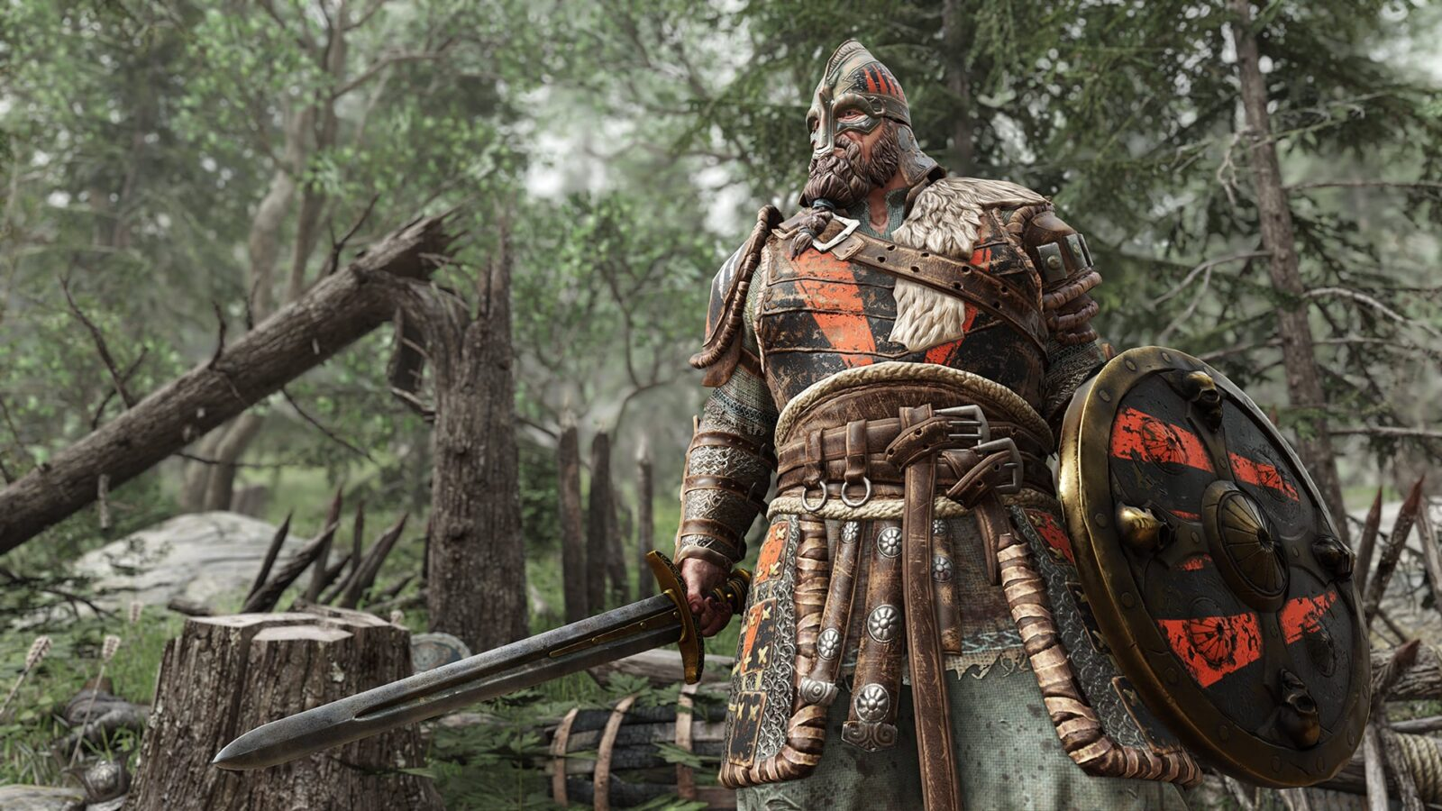 For Honor game High Resolution