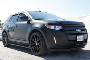 Ford Edge tuning widescreen