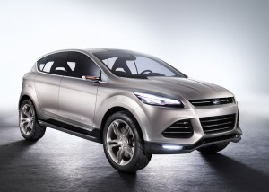 Ford Vertrek Concept 4k wallpaper download