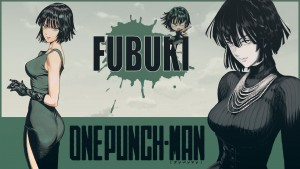 Image of Fubuki One Punch Man