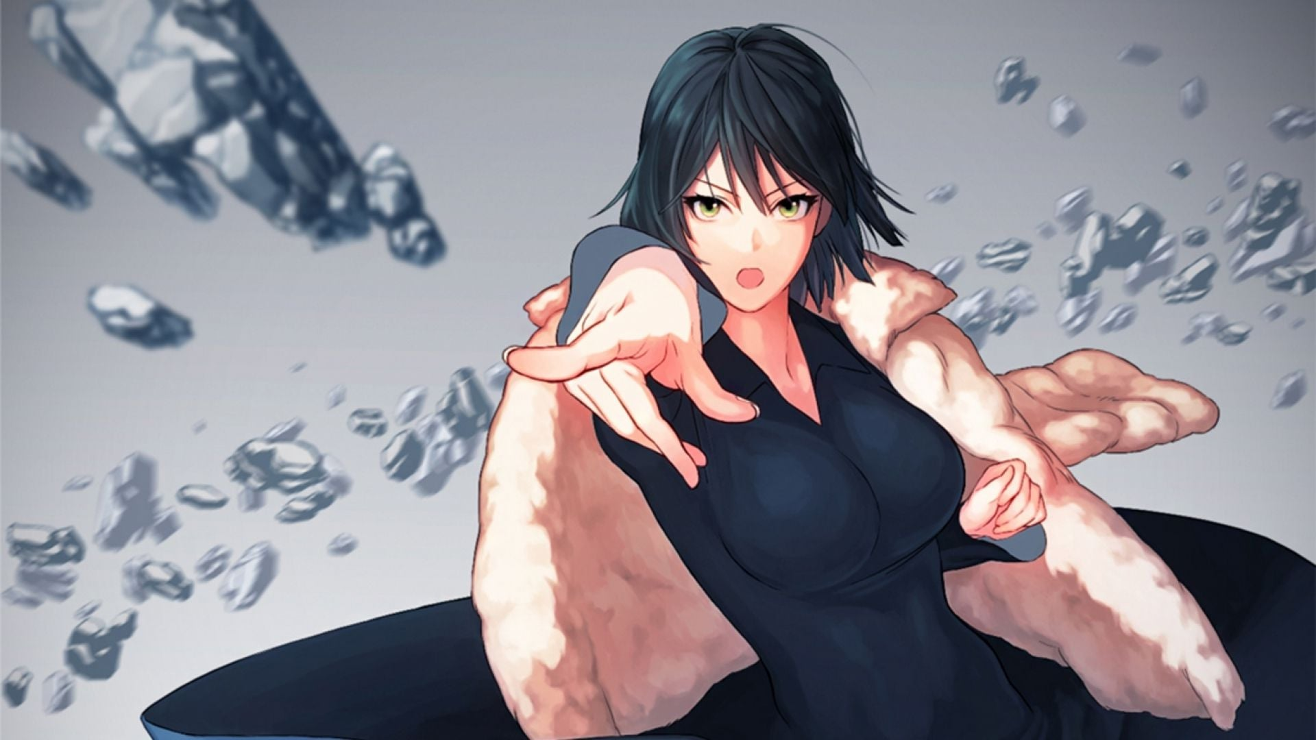 One Punch Man Fubuki free download
