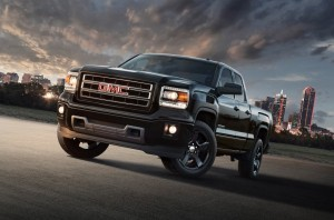 GMC Sierra front full HD image