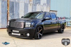 GMC Sierra lowered themes for PC