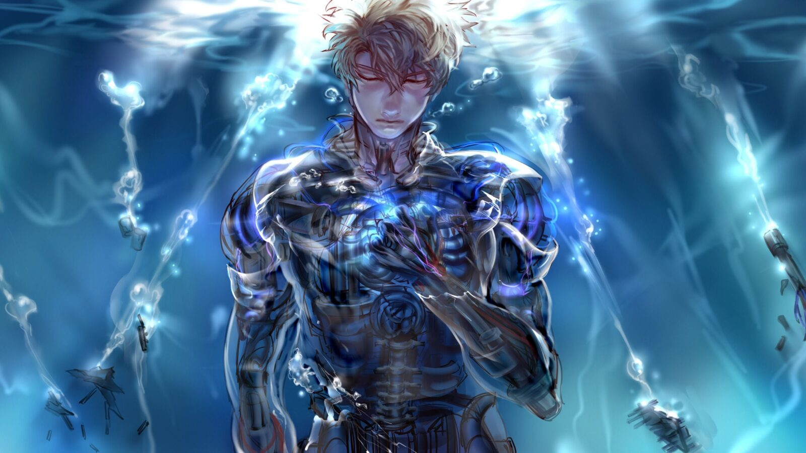 28 Genos HD Wallpapers Download