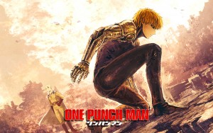 Genos wallpaper
