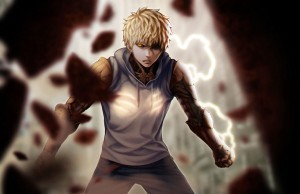wallpaper of Genos