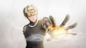 Demon Cyborg Genos HD 1080p wallpaper