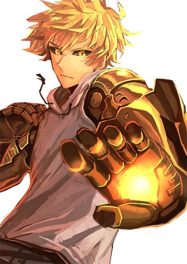 Genos Android background
