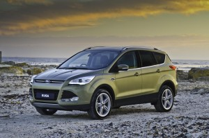 Green Ford Escape HD wallpapers