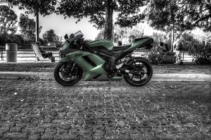 Kawasaki Ninja ZX6R wallpapers