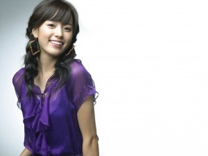 Han Hyo Joo smile background