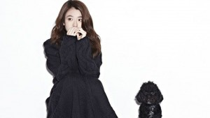 Best image of Han Hyo Joo with dog