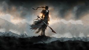 wallpaper of Hellblade 2015