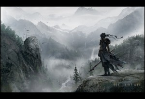 game Hellblade widescreen