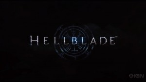 Hellblade logo full HD