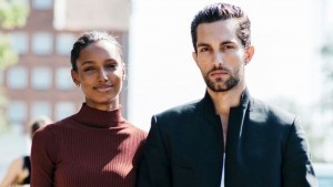 Jasmine Tookes and Tobias pictures