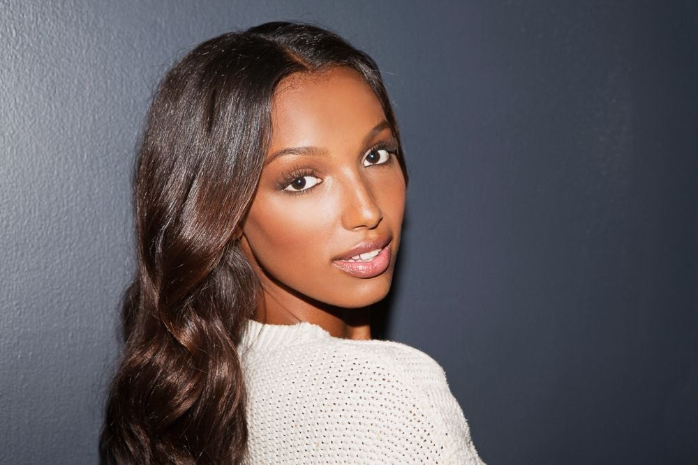 Jasmine Tookes hair HD wallpaper